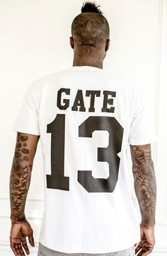 Gate 13 Way Of Life, Nba, Gate, Pride, Football, Heart, Sports, Legends, Clothes