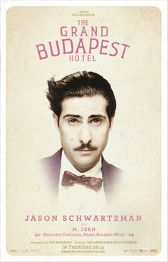 High resolution official theatrical movie poster ( of for The Grand Budapest Hotel Image dimensions: 1312 x Directed by Wes Anderson. Starring Ralph Fiennes, Tony Revolori, F. Grand Hotel Budapest, La Famille Tenenbaum, Tony Revolori, Hugo Guinness, Wes Anderson Movies, Grande Hotel, Willem Dafoe, Cult, Internet Movies