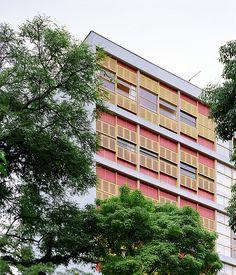 Edifício Louveira, São Paulo