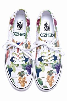 """""""pootee:  Opening Ceremony RSS - ocblog - Heard It Through the Grapevine: Kenzo x Vans Round Trois!  """""""