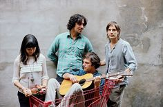 Montreal-based band, The Barr Brothers