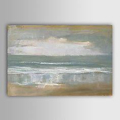 """Met de hand geschilderde abstracte olieverf met gestrekte frame 24 """"x 36"""" – EUR € 74.24"""