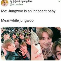 meme vines comedy bangtansonyeondan nctizen army BTS memesdaily mexicanmemes funnymemes funny TXT NCT blackpink edit mexican me doyoung taeyong EXO Blackpink Memes, Funny Memes, After Fanfiction, Mexican Memes, Nct Life, Taeyong, Kpop Groups, Jaehyun, Korean Boy Bands