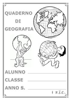 copertina geografia