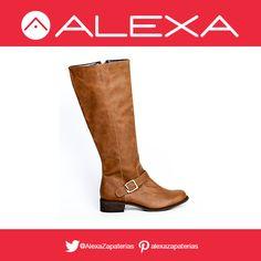 Llena tu vida de estilo con estas botas color camel