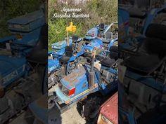 JSS Trac Japanese Scrap Surplus Tractors 🌸 #shorts - YouTube Tractors, Scrap, Japanese, Shorts, Youtube, Japanese Language, Youtubers, Youtube Movies, Short Shorts