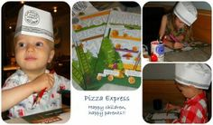 Pizza Express, Peterborough – our family's favourite restaurant!