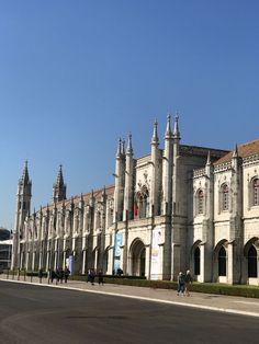 Jeronimos Monastery, Lisbon, 2017