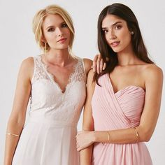 Our stylists are pros at the mix-and-match bridesmaids. Flattering Bridesmaid Dresses, Bridesmaids, Wedding Dress Shopping, Wedding Dresses, Designer Wedding Gowns, Bridal Suite, Wedding Accessories, Mother Of The Bride, Evening Gowns