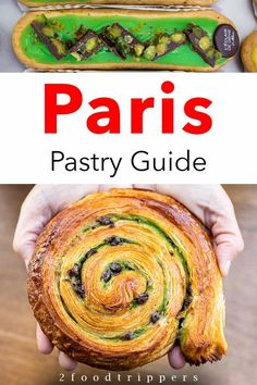 We love eating pastries in Pairs! Check out our Paris Pastry Guide to find where the best pastries in Paris. Paris Travel Guide, Europe Travel Tips, Travel Advice, Travel Guides, Travel Destinations, Paris Paris, Paris France, Restaurant Guide, Best Places To Eat