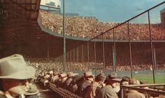 Tiger Stadium (then Briggs Stadium), Detroit - 1951