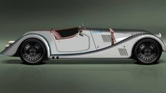 Morgan Plus - The Morgan Motor company recently decided to bring back the infamous Morgan Plus 8 Speedster for 2014 with this sleek auto revamping. Morgan Plus 8, Morgan Motors, Luxury Sports Cars, Bmw V8, Vintage Cars, Antique Cars, Retro Cars, Morgan Cars, Motor Company