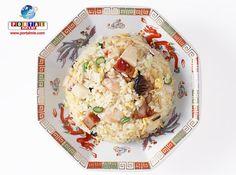 Aprendendo a fazer Chahan, um prato único e muito apreciado no Japão