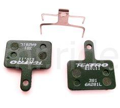 1pr Tektro E10.11 Hydraulic Disc Brake Pads fit Auriga / Draco New