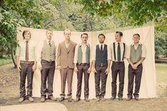 groomsmen mismatch