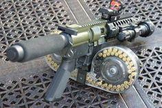 Phillip Michael's Interpretation: #fire #weapons
