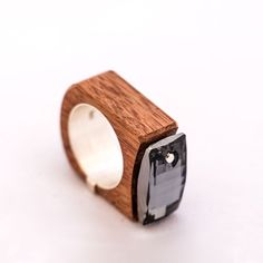 Exotic Wood Collection with Swarovski Crystals  CHIC ring  O. design by VerticaFashion    #verticafashion -------------------------------------------------- #byverticafashion#exoticwood#swarovski#swarovskicrystal#ring#jewelry#jewelryaddict #fashionista#fashionblog#fashionstyle#fashionlover#fashiondaily#fashionaddict#ootd#outfitinspiration#style#styleoftheday#styleinspiration#stylefile#streetstyle#shopaholic#streetstyleluxe#streetfashion#instafashion#trend#trending#trendalert#ootdshare