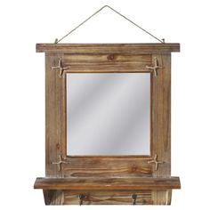 barn board mirrors