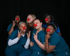 Tulsa Tech's Owasso campus Pharmacy students recently purchased lots and lots of red noses for a great cause...all proceeds go to help fight hunger for children across the U.S.! Way to give back to the community!