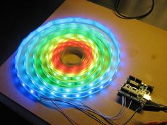https://flic.kr/p/6vrF7i | RGB LED Strip