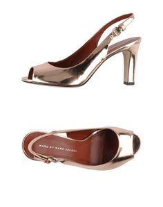 Marc by marc jacobs Women - Footwear - Sandals Marc by marc jacobs on YOOX  Picks by Fashion Plus Compassion  For an additional 3% off sign up at   http://www.ebates.com/rf.do?referrerid=IR0blIl3xxj30K45w%2BDBVg%3D%3D Use code RMNFREE for free standard shipping on any item. Valid till Aug 12 2013