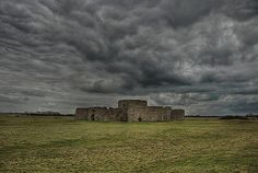 Camber Castle by howzey, via Flickr
