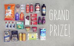 REMINDER! Its the last week of @theprobar's month long #EatNoGMO GIGANTOID sweepstakes!!! Win this huge stash of killer stuff AND support brands out there doing good.  We're super proud to say we're #nonGmo #organic #fairtrade #glutenfree and #vegan. Why? Cause it matters.  So go sign up!  Link in profile. by sambazon