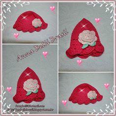 Ana Belli: Sapatinho de Bebê em Crochê