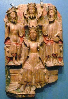 Alabaster Retable Panel England,15th cent.
