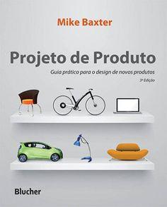 Capa do livro Projeto de Produto