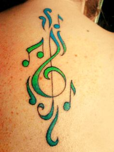 I like this colors and all :) But that is not where I would put it. Maybe this would be my second tattoo??