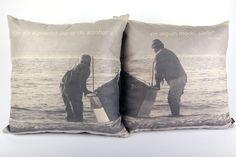 Almofadas Pescadores Frentes