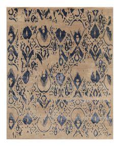 RugStudio presents Jaipur Rugs Connextion By Jenny Jones - Global CG13 Dark Ivory Area Rug