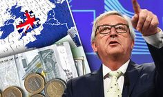 PLANS to force remaining EU nations to adopt the single currency and complete a monetary union could be set to cause uproar among member states...JUN16