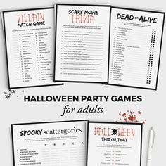 spinning wheel our halloween games pinterest halloween games