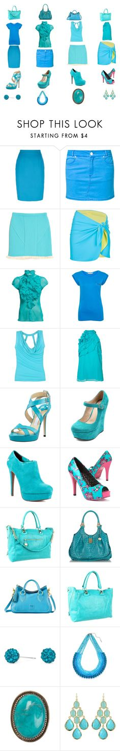 """Outfit 84"" by john-cena-fan ❤ liked on Polyvore featuring Dsquared2, TWINTIP, 3.1 Phillip Lim, Fisico, Saint Tropez, A
