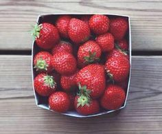 #yummy #strawberries #freshfruit #healthy
