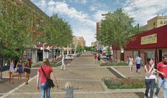 Chicago to experiment with 'shared street' concept   Citiscope