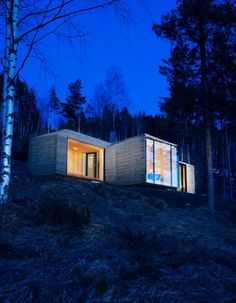 Cabina Norderhov, Noruega - ARQA