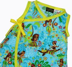 Love these colours Etsy listing at https://www.etsy.com/listing/231642531/kawaii-clothing-hawaiian-dress-baby
