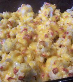 Mandi's Cauliflower Casserole