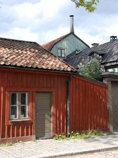 Mäster Mikaels gata, Södermalm Visit Stockholm, Stockholm Sweden, Classic Restaurant, Small Buildings, European Vacation, Gothenburg, Old Pictures, Scandinavian Design, Home And Garden