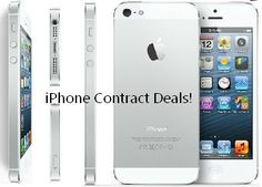 Now UK people can easily purchase latest iPhone through internet as all the top networks in UK providing attractive iPhone deals at Cheap iPhone Deals.