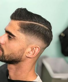 18 Best Low Fade Comb Over Haircuts in 2020 Low Skin Fade Haircut, Comb Over Fade Haircut, Short Fade Haircut, Taper Fade Haircut, Fade Haircut Designs, Fade Haircut Styles, Hair And Beard Styles, Hair Styles, Mens Hairstyles Fade