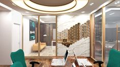The drama of marble and metal, spell bounds the owner's opulence by A.J Architects Interior Architecture, Interior Design, Residential Architect, Famous Architects, Icon Design, Marble, Drama, Contemporary, Luxury