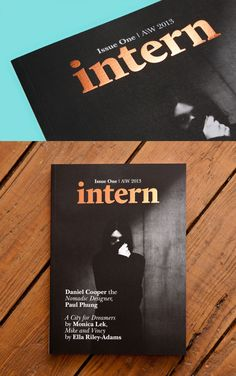 Intern Magazine by She Was Only