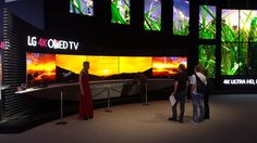 #LG 4K OLED TV! WOW :)