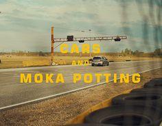 Cars and Moka Potting Moka, Working On Myself, New Work, Behance, Cars, Gallery, Check, Movie Posters, Roof Rack