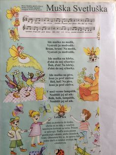 Kids Songs, In Kindergarten, Fairy Tales, Preschool, Jar, Education, Mojito, Children, Sheet Music