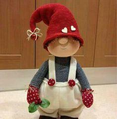Best 12 Anna Król – Rusin's media statistics and analytics – SkillOfKing. Christmas Elf Doll, Christmas Sewing, Felt Christmas, Diy Christmas Gifts, Christmas Decorations, Christmas Ornaments, Scandinavian Christmas, Fabric Dolls, Doll Patterns